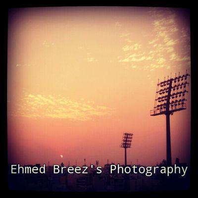Todays sunset Instakomandoo InstagramMV Ehmedbreez