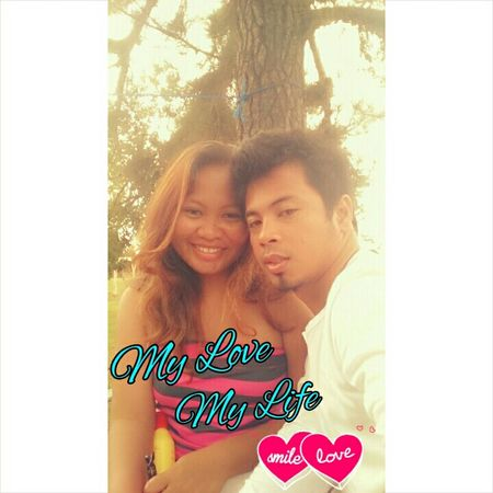 My Love, My Life 💖💖💖 MyLove❤ Filipino Surinamese Philsur Love ♥ Lovehimsomuch Relaxing Memorable Moment Memories Made  Nature