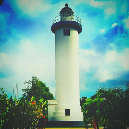 Nature Puerto Rico Photography Beautiful Day Rincon Lighthouse Feel The Journey