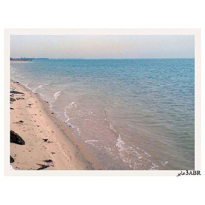 الهافمون Beach Sand Water sea waves wave ocean summer sun sunny seaside blue yellow view nature HASH_STAGRAM instabeach beautiful instasummer beauty horizon love coast sky cloud