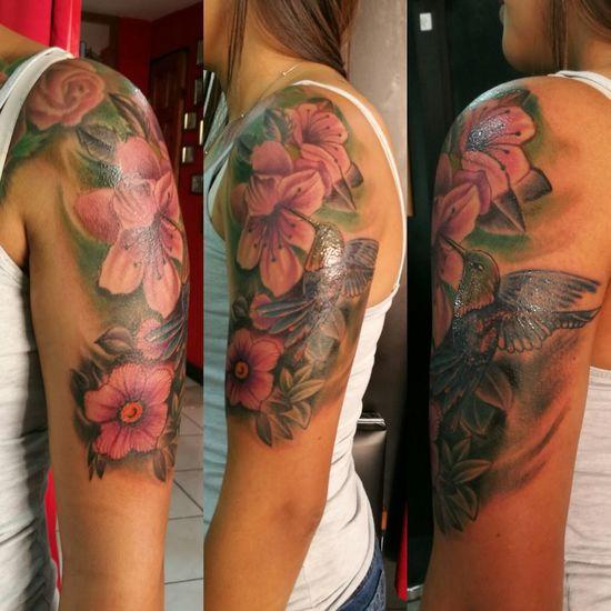 Mi tatuaje <3 Tattoo ❤ Tattoo Girl Tattoo Obsession Inked Girl