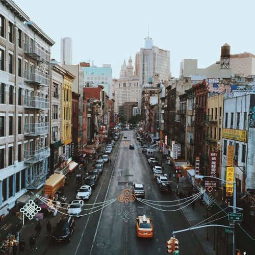 Newyork NYC Manhattan Chinatown IPhoneography OpenEdit Cityscapes Landscape Street Urban Landscape The Architect - 2016 EyeEm Awards
