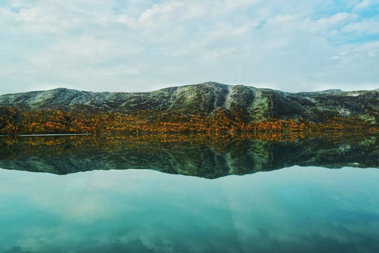 Somewhere close to Oslo https://instagram.com/p/BSL5ixBjIQq/ Norway Oslo Reflection Beauty In Nature Cloud - Sky Day Lake Mountain Nature No People Outdoors Reflection Scenics Sky Standing Water Tranquil Scene Tranquility Water Waterfront