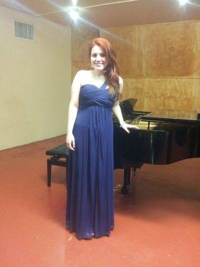 Recital demostrativo Singer