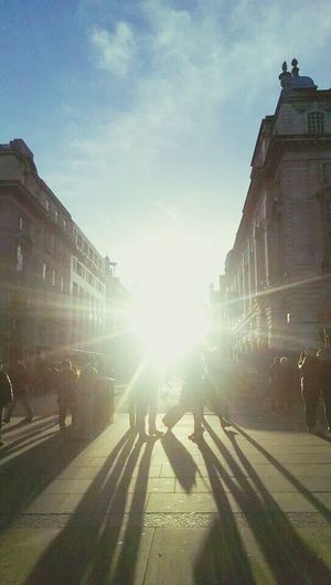Sanny Bella Giornata Yeah✌ Londra
