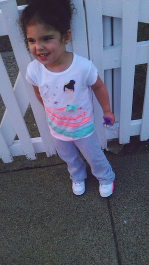 My Baby Niece , Jordans