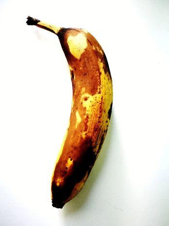 No People One Animal Studio Shot Close-up Indoors  Fruit Food White Background Banana Fruit 3XSPUnity Live For The Story