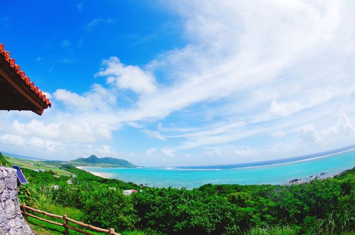 Sea Water Sky Blue Ocean Ishigaki Island Okinawa OKINAWA, JAPAN 石垣島 沖縄 玉取崎展望台 Japan Japan Photography