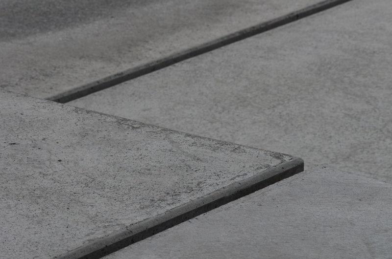 Shades Of Grey Shades Of Grey Close-up Concrete Floor Geometric Geometric Abstraction Grey Floor Minimalism No People Outdoors Simple Photography