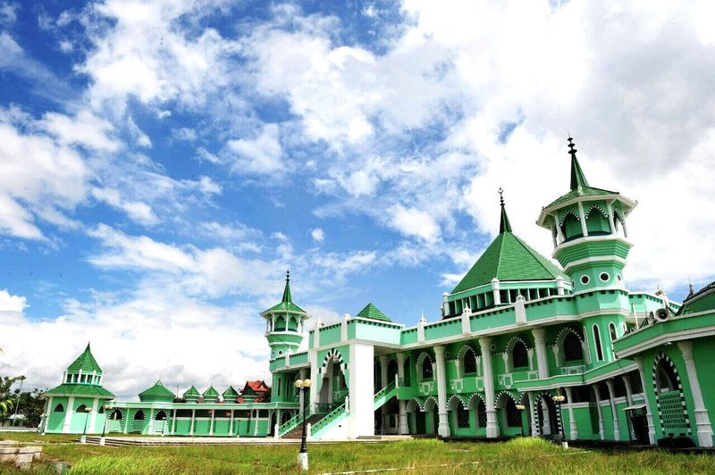 Masjid Besar Sidrap Mosque Mosque Architecture Mosques Of The World Mosque Photography