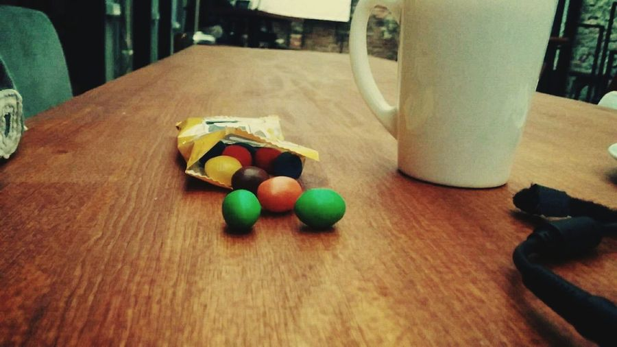 Everyone loves m&m's and coffe isn't that right ?? M&mphotography Coffee Cup Studytime