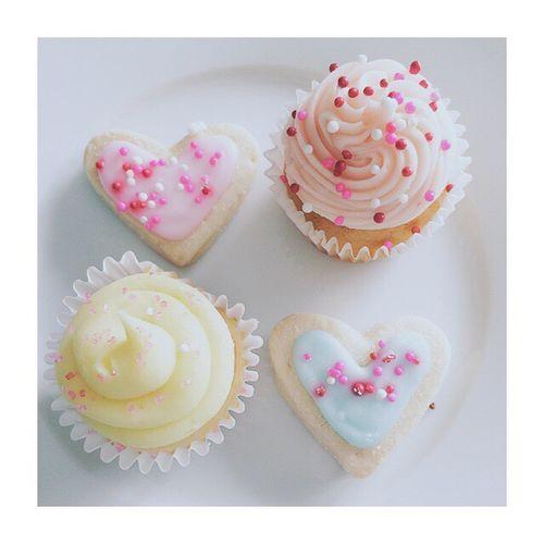 Dessert Cupcakes Foodporn Food Bright Yummy