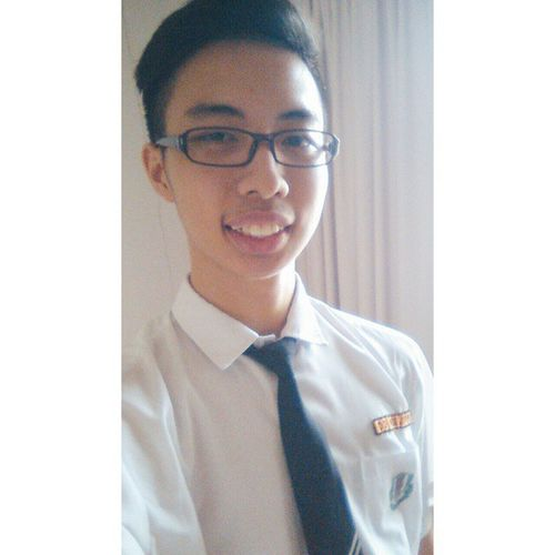 This year, 2014, is the most memorable year for me compared to previous year. Honestly, I've learnt a lot of new things and gained experience from friends and teachers. But, Form 5 life is coming to an end. Gonna miss you all and glad to know such amazing friends in my school. Bestfriendforever And, here's a selfie with school uniform before SPM starts. 😣 Countingdown Goodlucktoallofyou