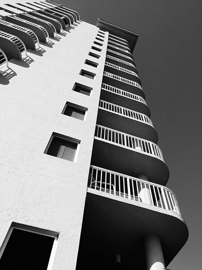 EyeEm Gallery EyeEm Best Shots - Black + White Bw_collection Urban Geometry Lookingup The Architect - 2016 EyeEm Awards
