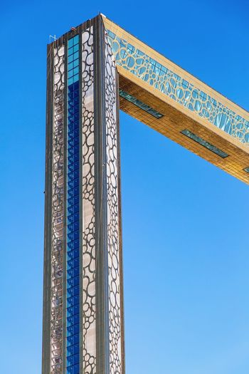 Dubai Frame The Architect - 2018 EyeEm Awards