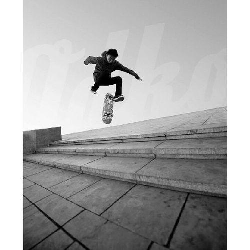 Skaters Pose 6 Odko