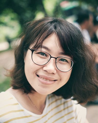 Smile EyeEm Selects Portrait Eyeglasses  Glasses Smiling Headshot Young Adult