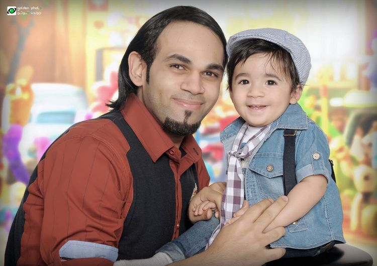 Me And Son Baby Mysweetbaby Smile