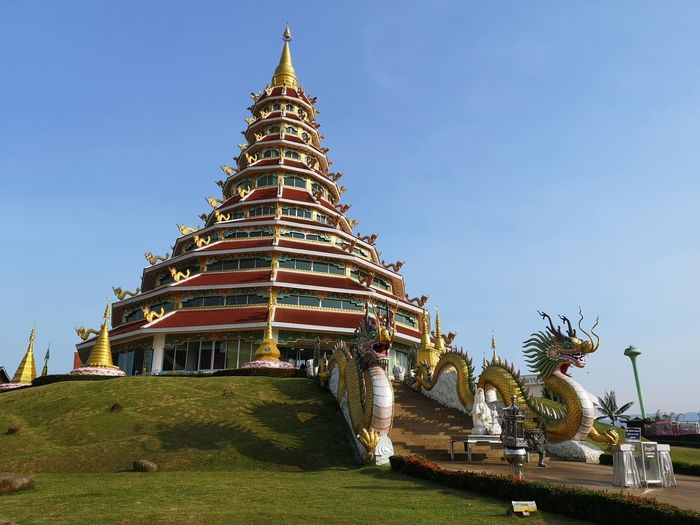 temple City Place Of Worship Religion Arts Culture And Entertainment History Ancient Pagoda Sky Architecture Travel