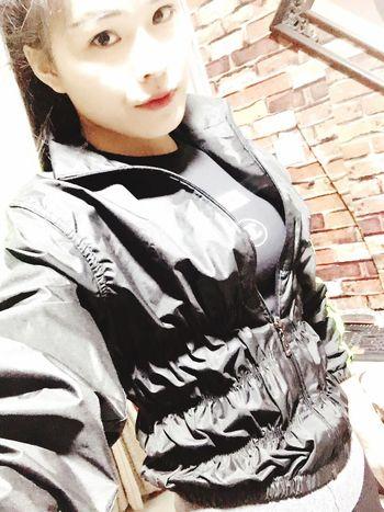 That's Me Relaxing Hi! Yogo Sportgirl Chinese girl you feel beautiful?