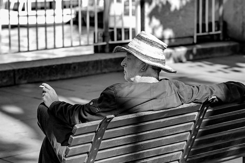 Relaxation Chilling Random Southbank Blackandwhite Walking Around Simple Photography People People Watching
