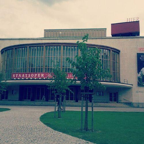#Berlin #Schillertheater Berlin Schillertheater