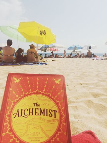 🌞🌼🍒 Summerreading Beachday Algarve