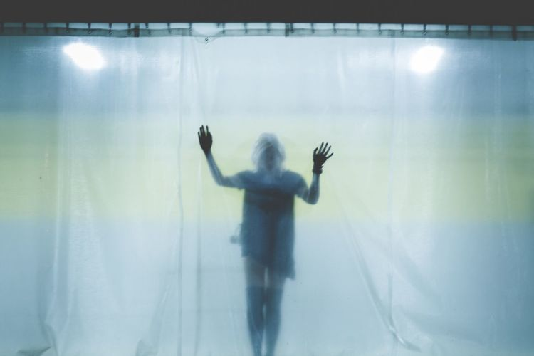 Psycho shower scene. Exploring New Ground