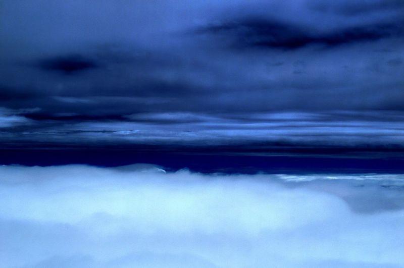 Cotton sky.