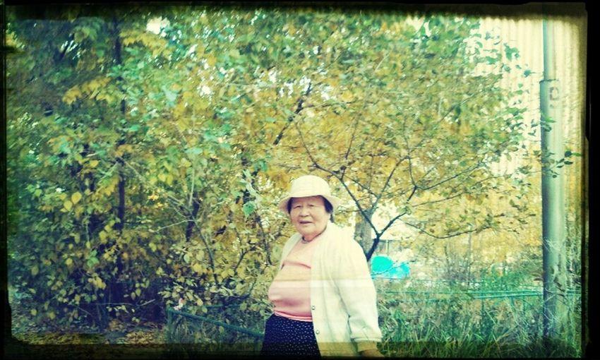 Миний эмээ