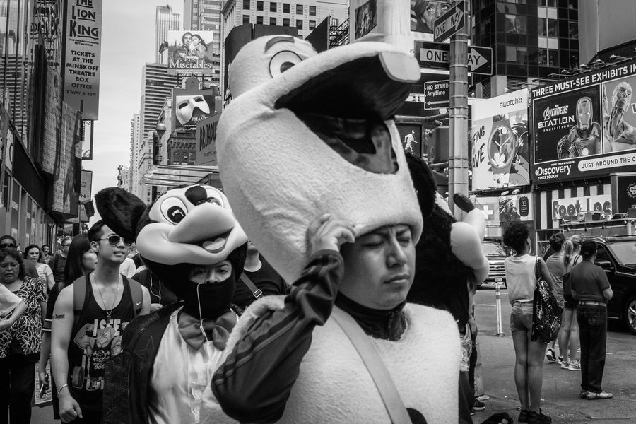 Times Square, NYC | 2015 Streetphotography Urbanphotography TimesSquare B&w Street Photography NYC Photography NYC Street Photography New York City New York City Life.New York City