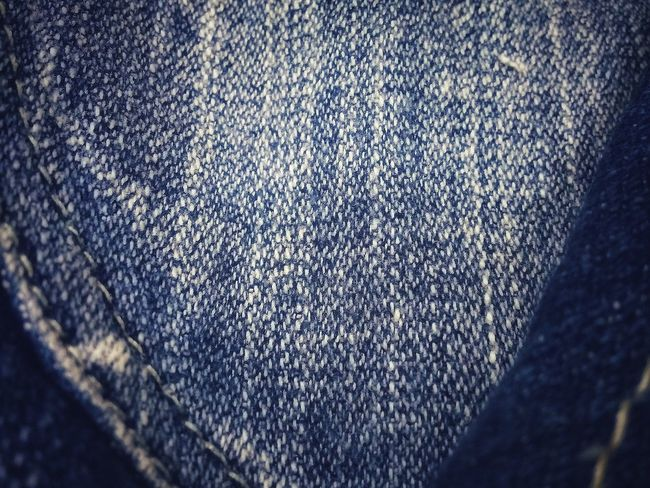 Textured  Backgrounds Indoors  Full Frame Close-up Pattern No People Jeans Jeanslover Cloth Clothing