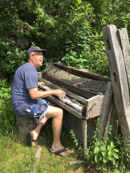 Hidden Gems  Piano Lover Funny Stuff Rustic Beauty Antiques