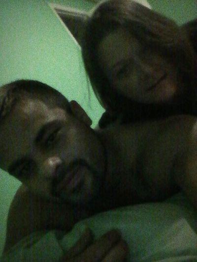 Antonio Salinas and Debra Ward