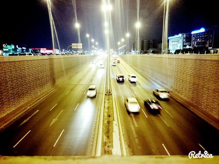 Jeddah Night