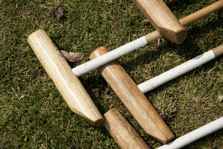 Sports Mexico Outdoors Grass Polo Close-up No People Wood - Material Polo Stick Polo Game Polo Game Of Kings