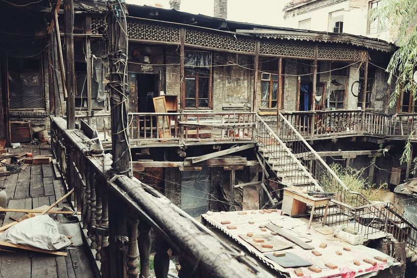 哈尔滨道外北二道街09 Street Photography Street Documentary Photography Documentary Old Buildings Buildings Harbin China 哈尔滨