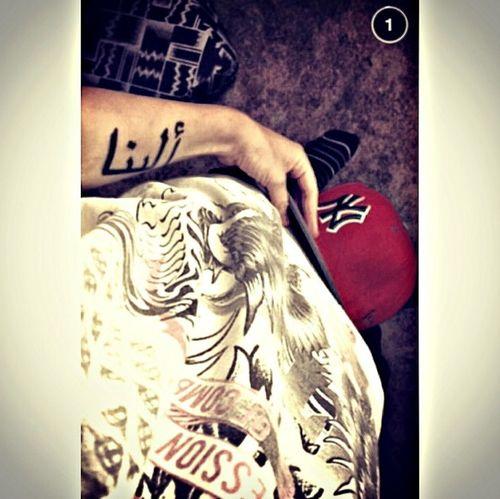 My First Tattoo! ?