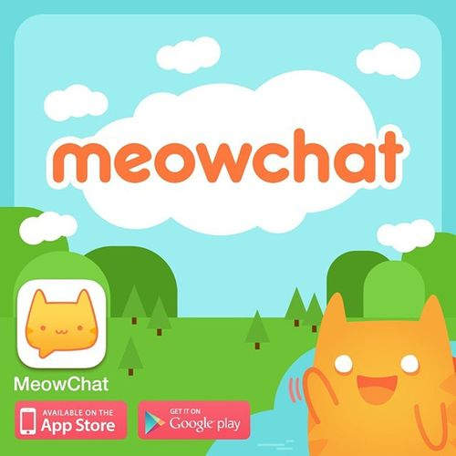 Let's chat on Meow: nile2005yahocom. Get the App here: @MeowApp or http://meowch.at/app Meowchat