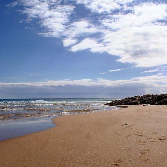 Paradise 😍🙊 Beach Sea Seaside Sand Sardegna Sardiniaexp Sardegna_super_pics Beautiful Amazing Paradise Clouds Sky Love Italy Loveitaly Lojtre