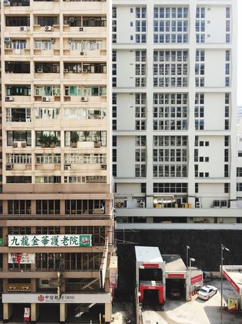 Building Exterior Architecture City Built Structure No People Outdoors Day Repeating Patterns EyeEm Best Shots EyeEm Gallery EyeEmBestPics HongKong Architectural Design