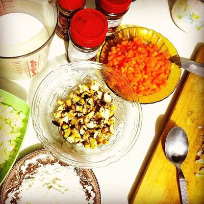 Photoproject365 July2015 Clovewebstudio Day 26 of 365 - Late cooking