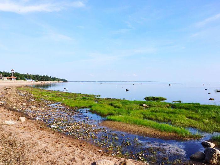 Природа Sea Nature Water