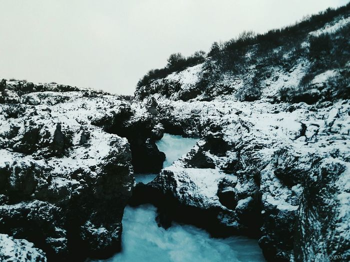 Nature Outdoors Sky Winter Wintertime Winter_collection Snow Snowcapped Mountain Snow Covered Snowcapped Iceland Iceland_collection Waterfall Water_collection Waterfalls Landscape_photography Landscape Nature Photography Nature_collection Lava Waterfall Reykjavik First Eyeem Photo Snow Sports