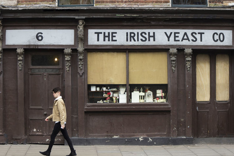 The Irish Yeast