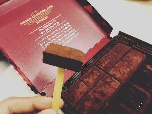 Kirroyal Royce Chocolate Namachocolate Food