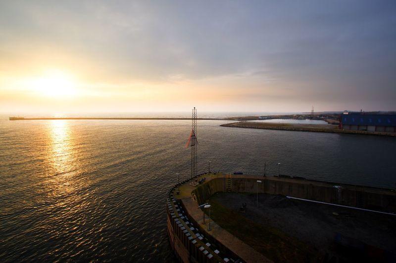 Rødby Sunset