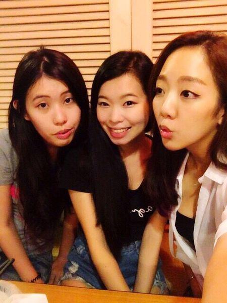 Taiwan Taipei City 姐妹 😊😊