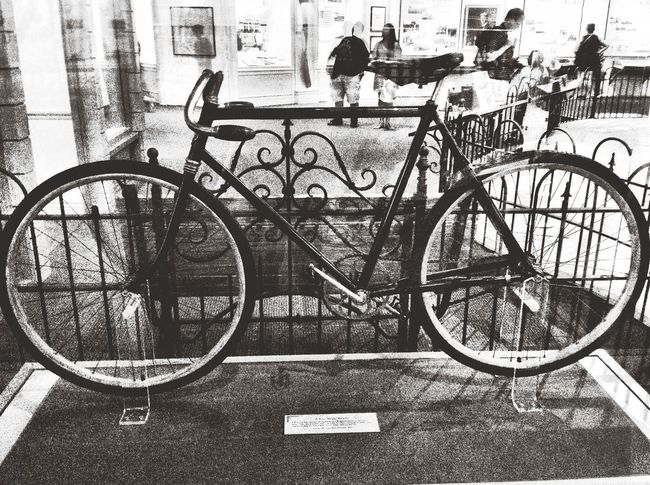 wright brother's bicycle about 1900 $65 Vintage Bicycles IPhoneography NEM Black&white Wright Brothers