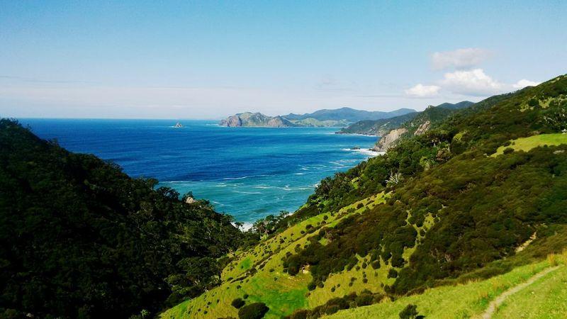 biking the coast Ocean Coastline EyeEm Selects Sea Nature Beach Landscape Scenics Beauty In Nature Vacations Travel Destinations Panoramic Outdoors Water